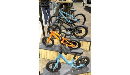 Batch Bicycles kids push and pedal bikes