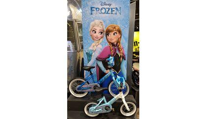 Batch Bicycles Disney Frozen licensed kids bikes