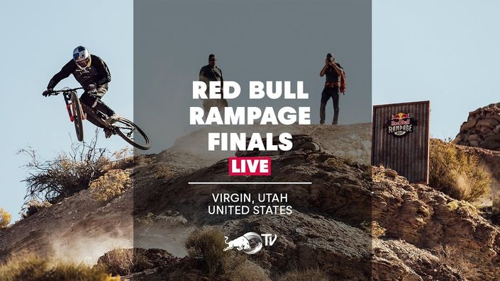 LIVE STREAM VIDEO of Red Bull Rampage 2018 FINALS