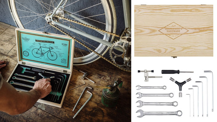 Gentlemen's Hardware Bicycle Tool Kit