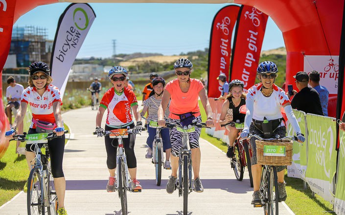 Gear Up Girl gears up for 2019 women's ride event