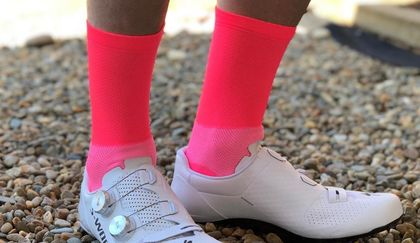 DeFeet Cyclismo bicycling socks