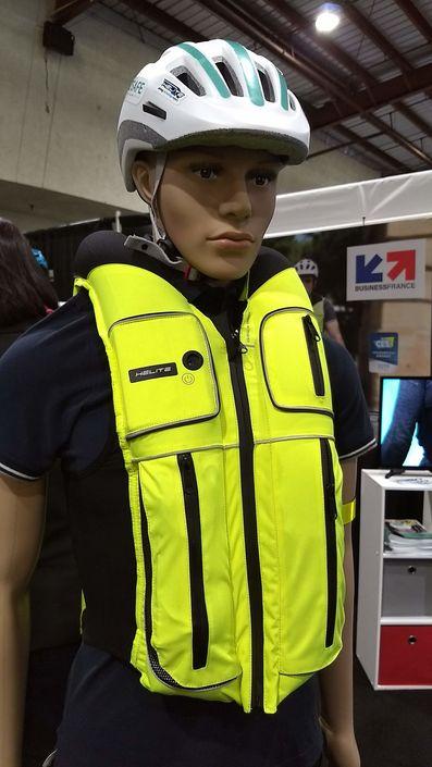 Helite B'Safe Airbag Vest
