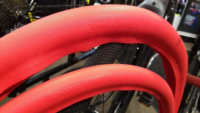 Tannus Armour foam tire inserts
