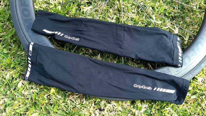 Review: GripGrab Arm Warmers Light