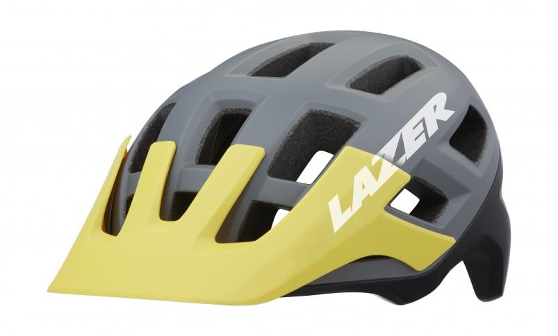 Lazer Helmet Coyote Size M 55-59cm Matte Grey Bike