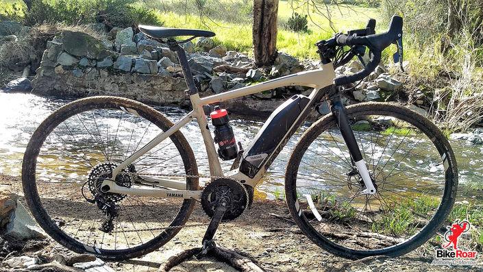 Yamaha Wabash Gravel Adventure E-Bike Launch and First Ride