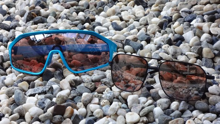 Bollé Navis and Shifter Sunglasses with Phantom Lenses
