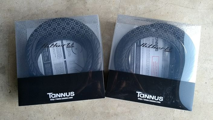 Packaging - Tannus Airless Tires