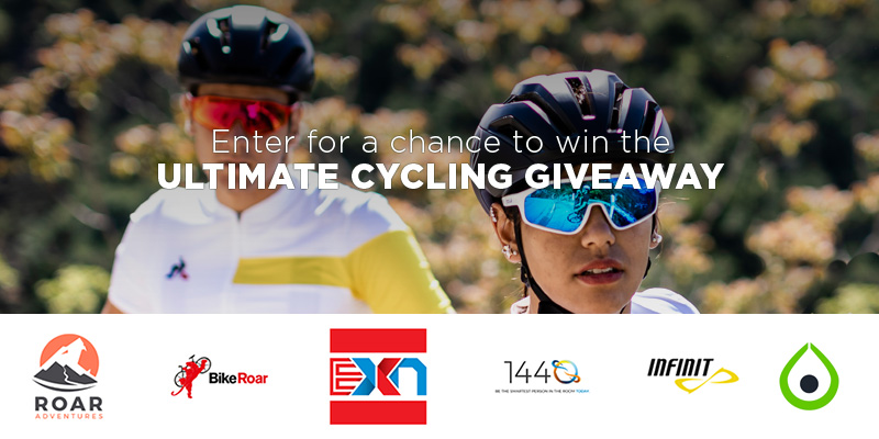 Ultimate Cycling Giveaway - Enter Now