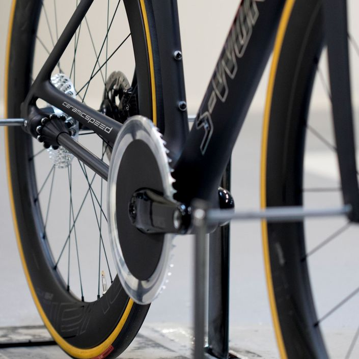 Specialized Venge with CeramicSpeed Driven Drivetrain Concept