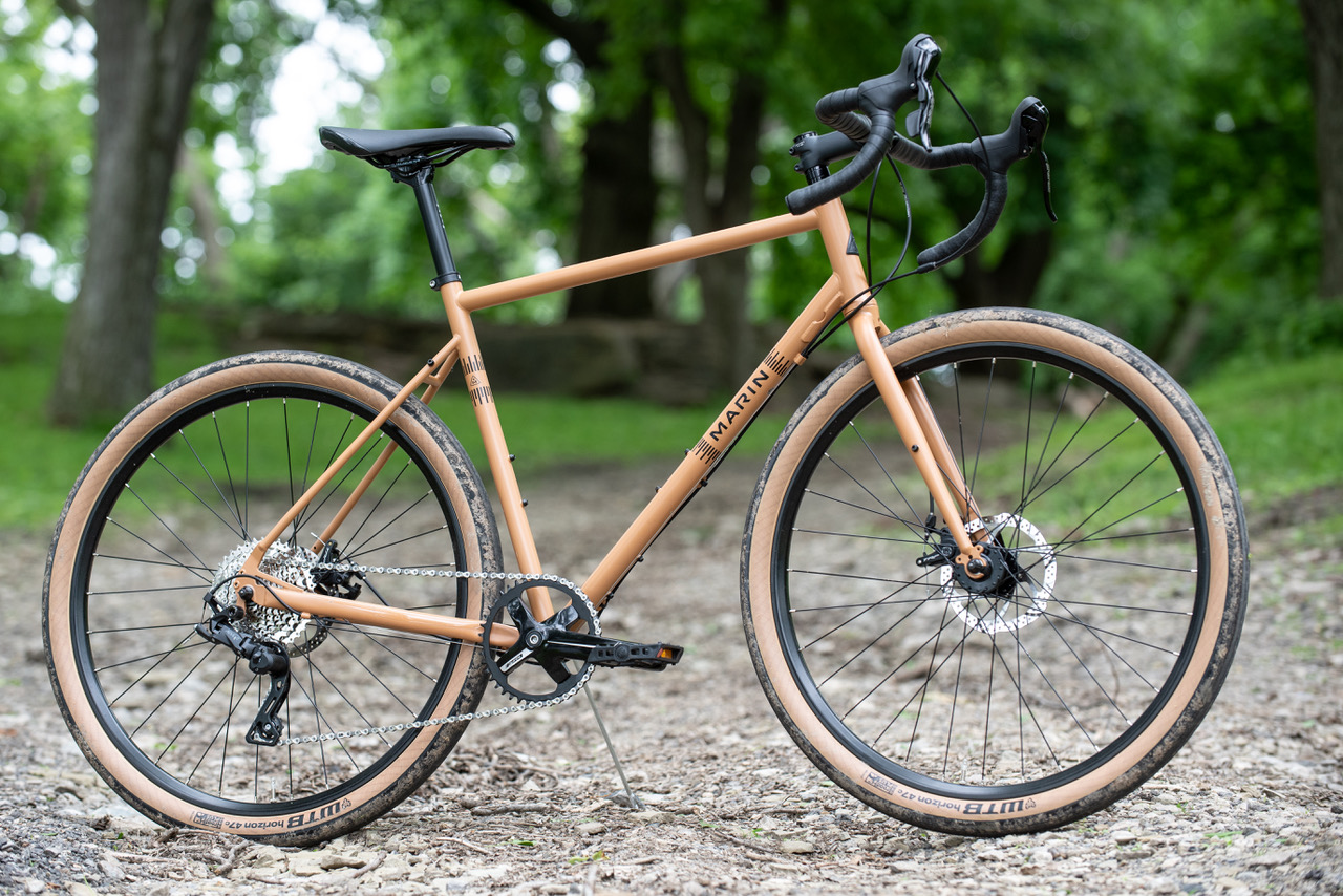 Marin Nicasio+ Adventure Bike: Designed to take you Beyond Road