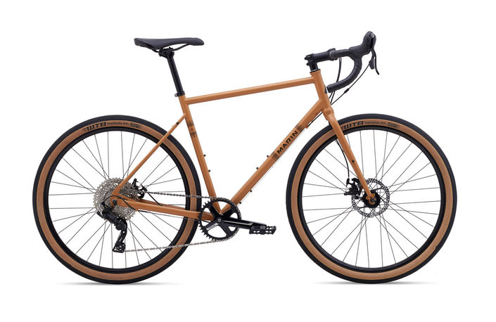 Marin Nicasio+ Adventure Bike