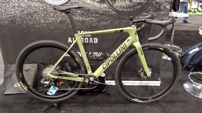 Cipollini MCM AllRoad Gravel Bike