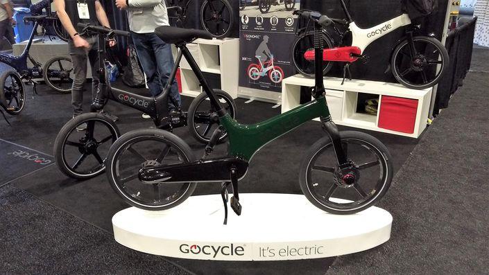 G3C Carbon Folding E-Bike