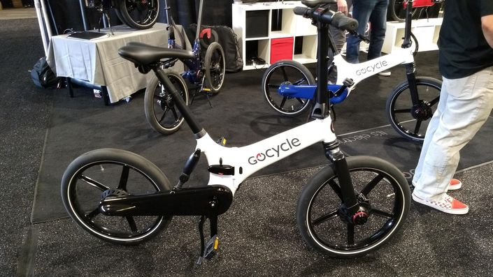 GoCycle GX Folding E-Bike