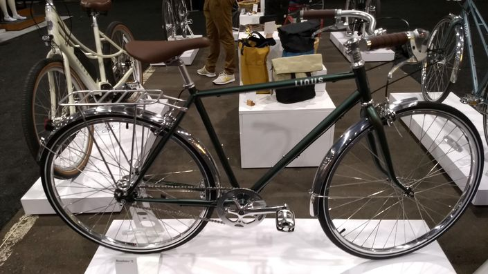 Linus Roadster 7i City Bike