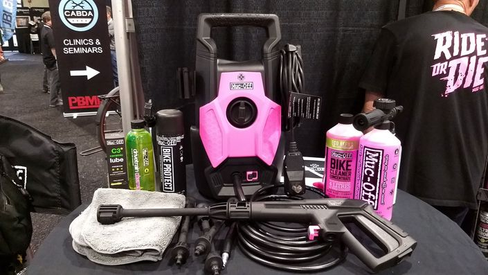 Muc-Off Pressure Washer for Bikes
