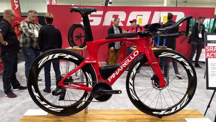Pinarello Bolide TR Triathlon TT Bike