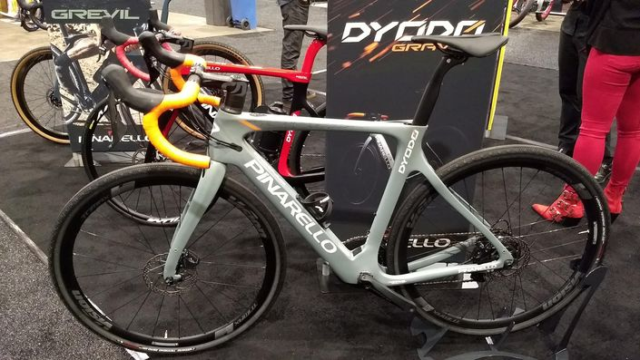 Pinarello Dyodo Gravel E-Bike