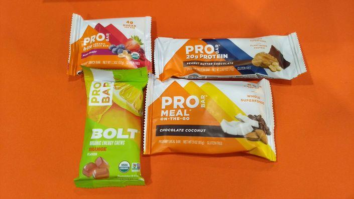 PRO BAR Nutrition