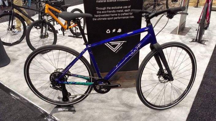 VAAST U/1 Allite Super Magnesium Urban Bike