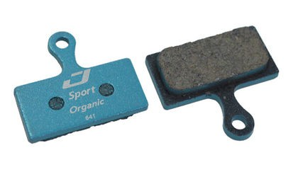 Resin (Organic) Pads for Disc Brakes