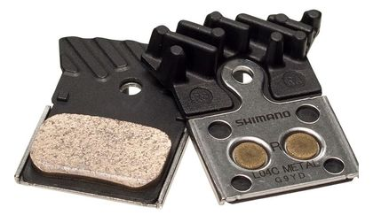 Finned Disc Brake Pads