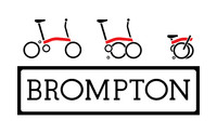 Brompton bicycle logo bikes 2015