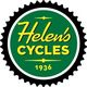 HELEN'S CYCLES Logo
