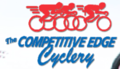 THE COMPETITIVE EDGE CYCLERY Logo