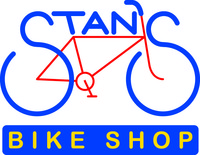 Stans bike shop logo jamis video