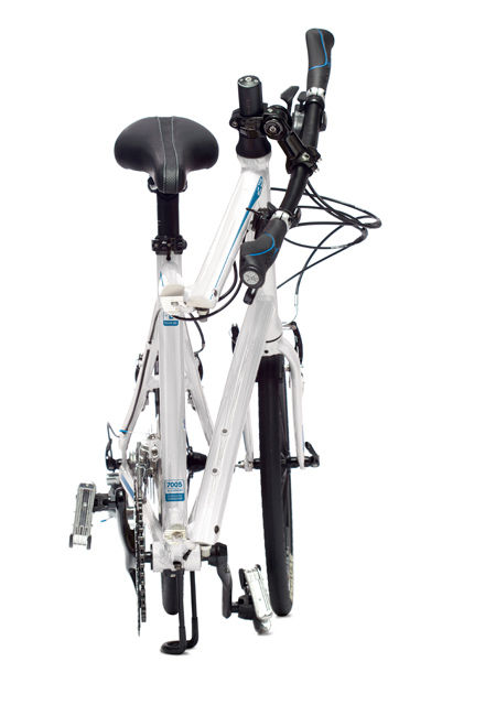 Double Take: The Clinch D10 Folds Up With Dahon's Slick ...