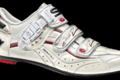 Sidi genius 6.6 carbon lite vernice white cream red