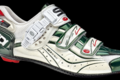 Sidi genius 6.6 carbon lite vernice white green cream