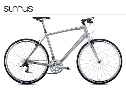 Specialized Sirrus Pro (2012) Specs