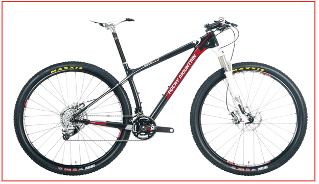 Rocky Mountain Vertex 990 Rsl 2012 Specifications