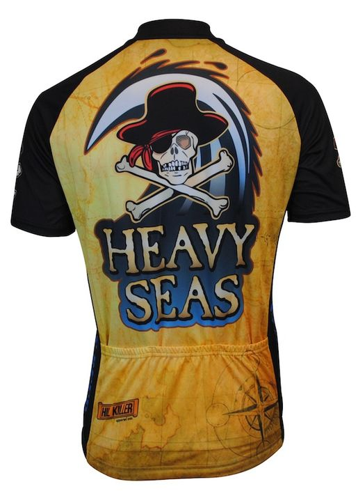 Hill killer apparel heavy seas beer cycling jersey 2012 for Craft beer cycling jerseys