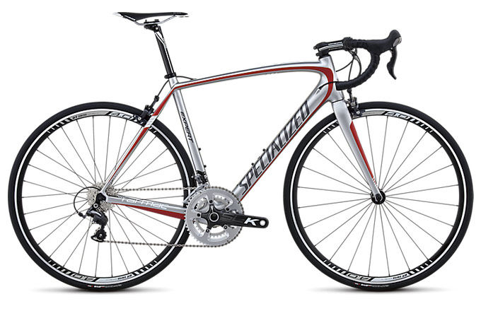 Specialized TARMAC SL4 EXPERT MID-COMPACT 2013
