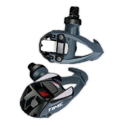 time i-clic pedal