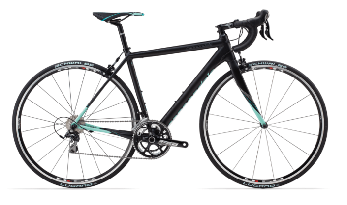 Cannondale CAAD10 Women's 5 105 (2014) Specs