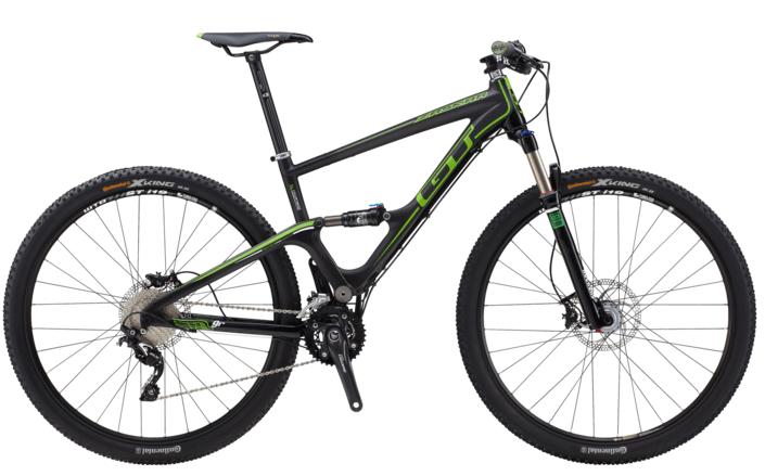 GT Bikes Zaskar 100 9R Elite (2014) Specs