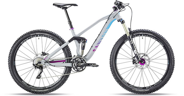 Canyon Spectral AL 7 0 2014 - Specifications | Reviews | Shops