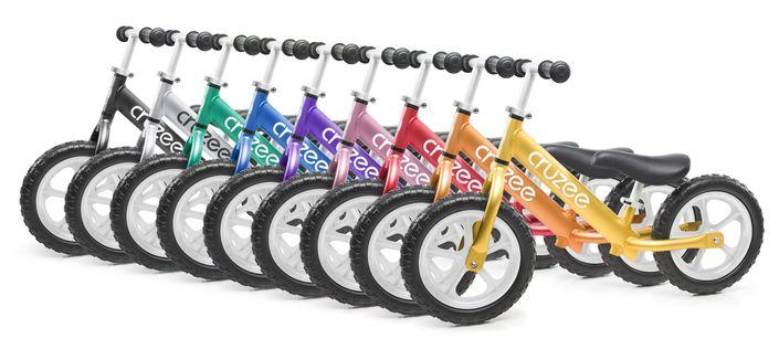 Cruzee Balance Bikes