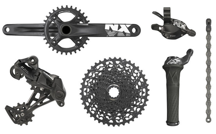 SRAM NX MOUNTAIN BIKE GROUP