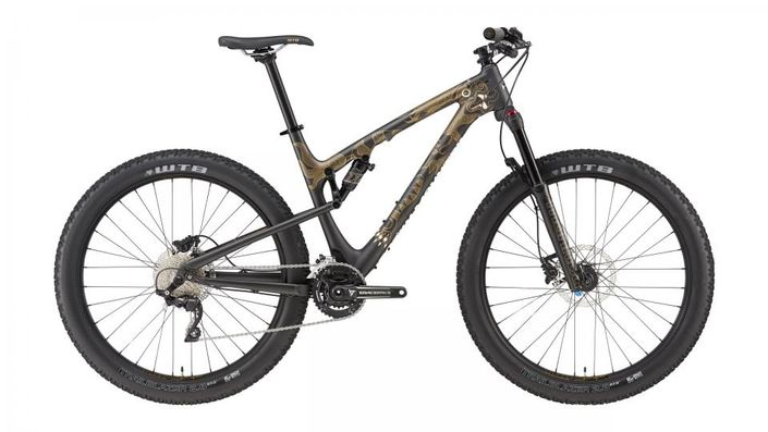 2016 Rocky Mountain Sherpa