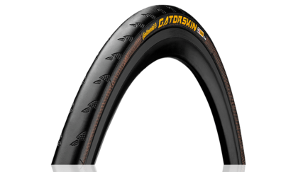 Continental GatorSkin DuraSkin Hardshell Wire Bead Road Bicycle Tire
