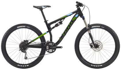 Kona Precept 130 2016 all mountain bike
