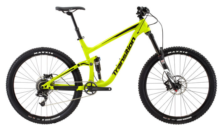 Transition Patrol 4 2016 full suspension xc bike