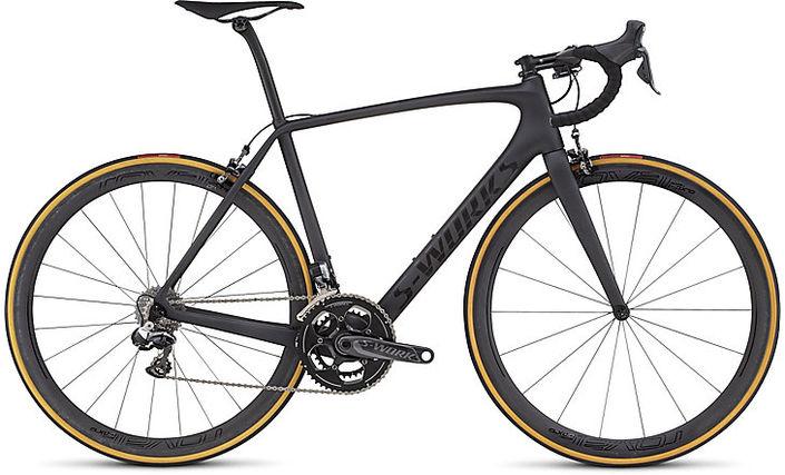 Specialized S-Works Tarmac Bicycle with SRAM eTap